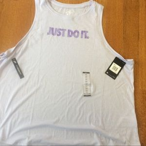 Women's NIKE Athletic Tank